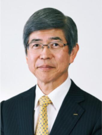 全国警備業連盟 理事長 青山幸恭